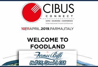 Formec Biffi a Cibus Connect 2019