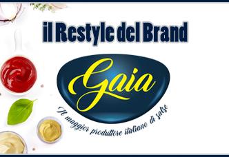 restyle del Brand Gaia
